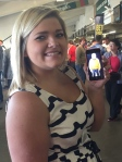 Jessica, UK student, takes you via iPhone to Keeneland's Spring Meet, Lexington, KY.